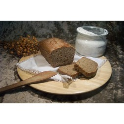Kváskové pečivo Chléb Žitný 400g BALENÉ (naskladnění každé pondělí)